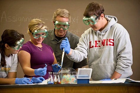 Can you pursue a Bachelor of Biology with a Bachelor of Arts?