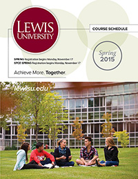 Spring 2015 Course Schedule