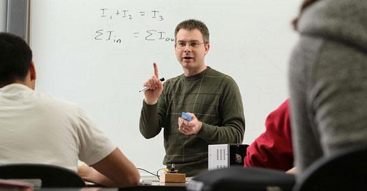 Physics Teacher Degree - High School Physics Teacher: Lewis University