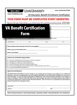 Education Certificate Va Education Certificate Of Eligibility