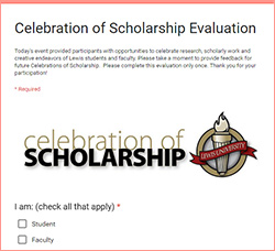 Celebration of Scholarships