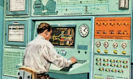 Gods in Black Boxes: The Early Years of Computer Science's Impact on the Humanities