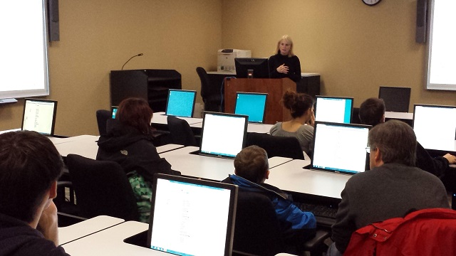 "Math / Computer Science Hosts ""Hour of Code"""