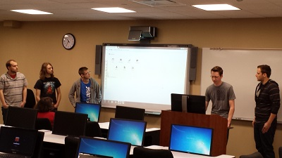 Computer Science Students Develop Software for Local Non-Profit