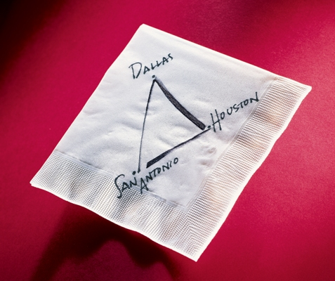 SAR CocktailNapkin_Triangle_0