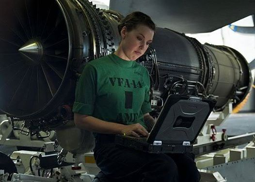 Women Needed in Aviation and Aerospace Technology Fields