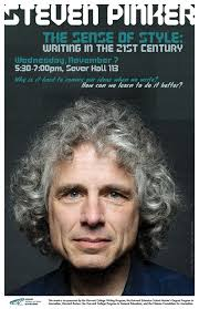 Steven Pinker, Is My Blog a Stinker?
