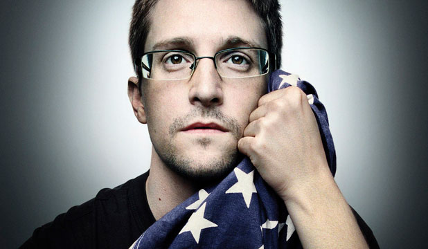 Citizen Four: Portrait of Edward Snowden
