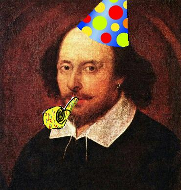 Happy Birthday Shakespeare! Celebrating the Birth and Death of Shakespeare through Books, Films, and Television