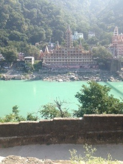 Relieving Tension in Rishikesh