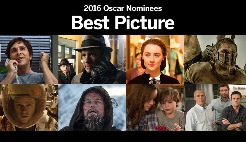 The Politics of the Academy Award Best Picture Nominees