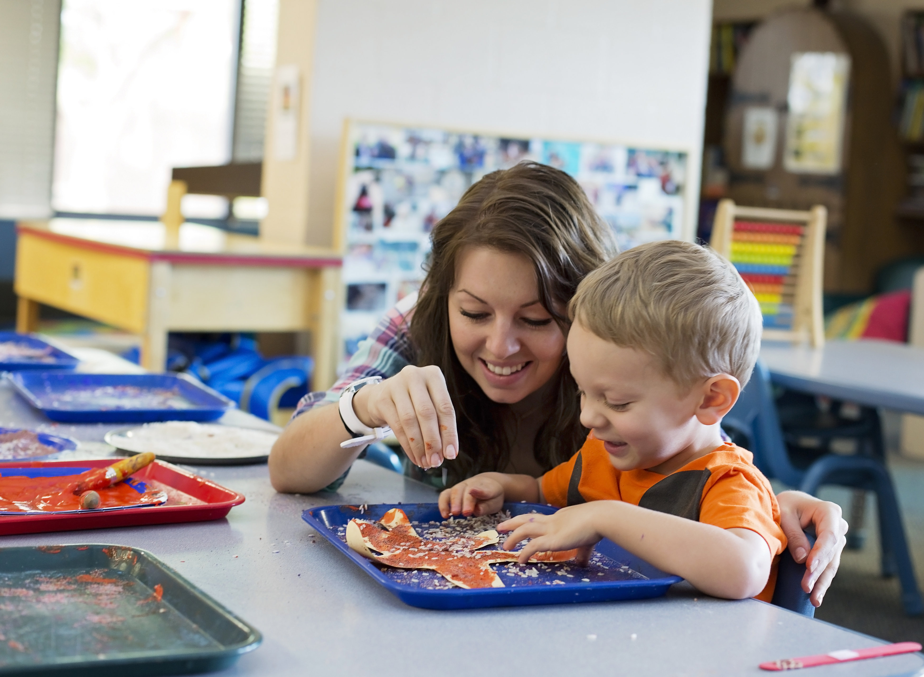 Schooling for an occupational therapist