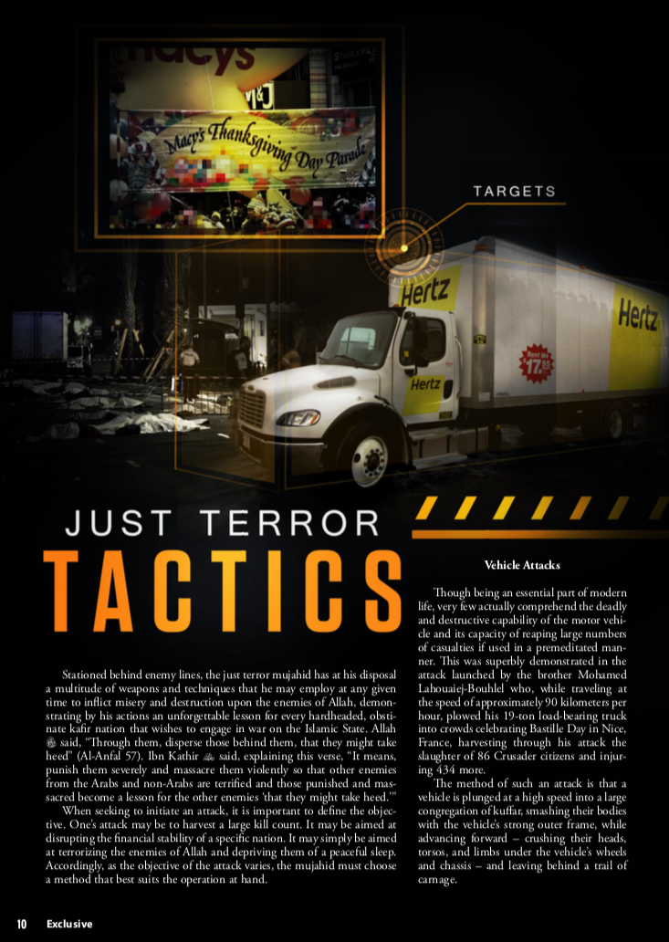 The Future of Terrorism? Vehicle-Ramming Attacks