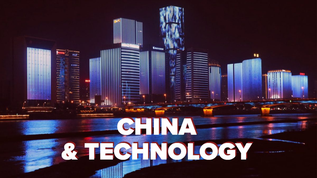 CHINA CATCHES UP: How did China acquire so much technology so quickly?