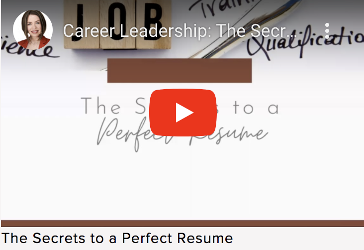 How to Create A Perfect  Resume
