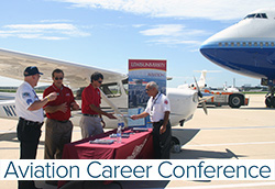 Learn about opportunities firsthand from aviation insiders on Nov. 18.