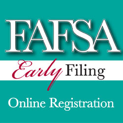 File Early, FAFSA becomes available October 1, 2016.