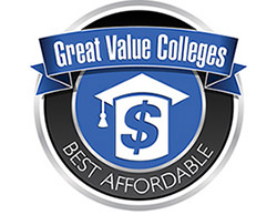 Named a Top 5 best private college value in the Midwest.