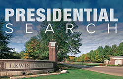 Lewis University is currently seeking applicants for President.