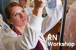Two-day workshop for School Nurses on July 24-25 or July 26-27.