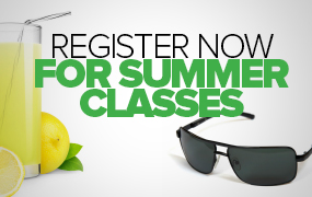 Take advantage of our summer course offerings.