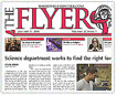 The Flyer Earns First Place at Newspaper Competition