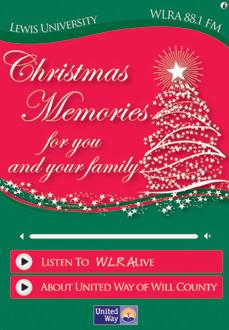 Christmas Music Returns to WLRA