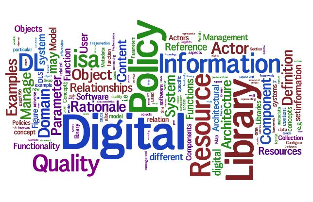 Information Library Wordle