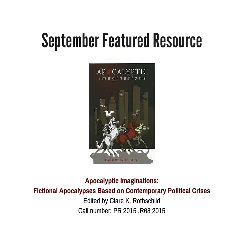 Sept. Featured Resource