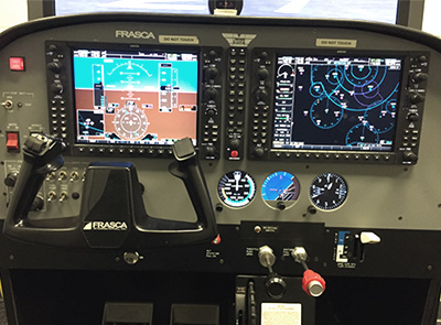 Lewis University   Aviation & Transportation Department   Facilities