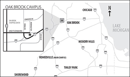 Lewis University | Oak Brook | Driving Directions