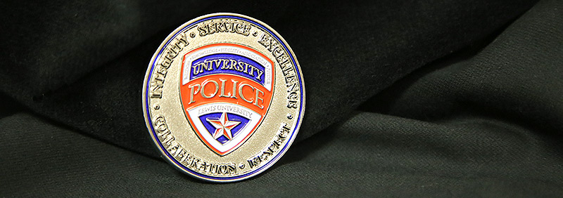 Lewis University | Police Department | Challenge Coins