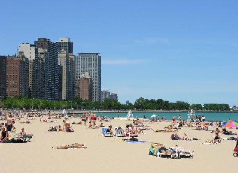 Wi-Fi at Public Beaches: Another Way to People-Watch?