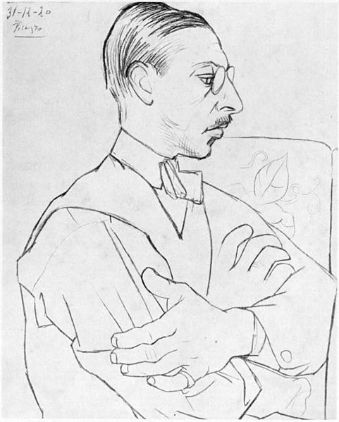 The Shock of the New: Stravinsky at Lewis