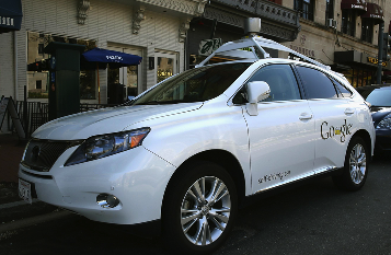 Google's Self-Driving Car: King of the Road