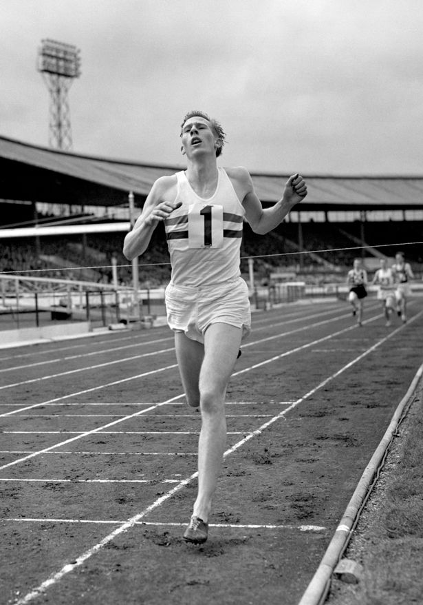 On the Death of Roger Bannister