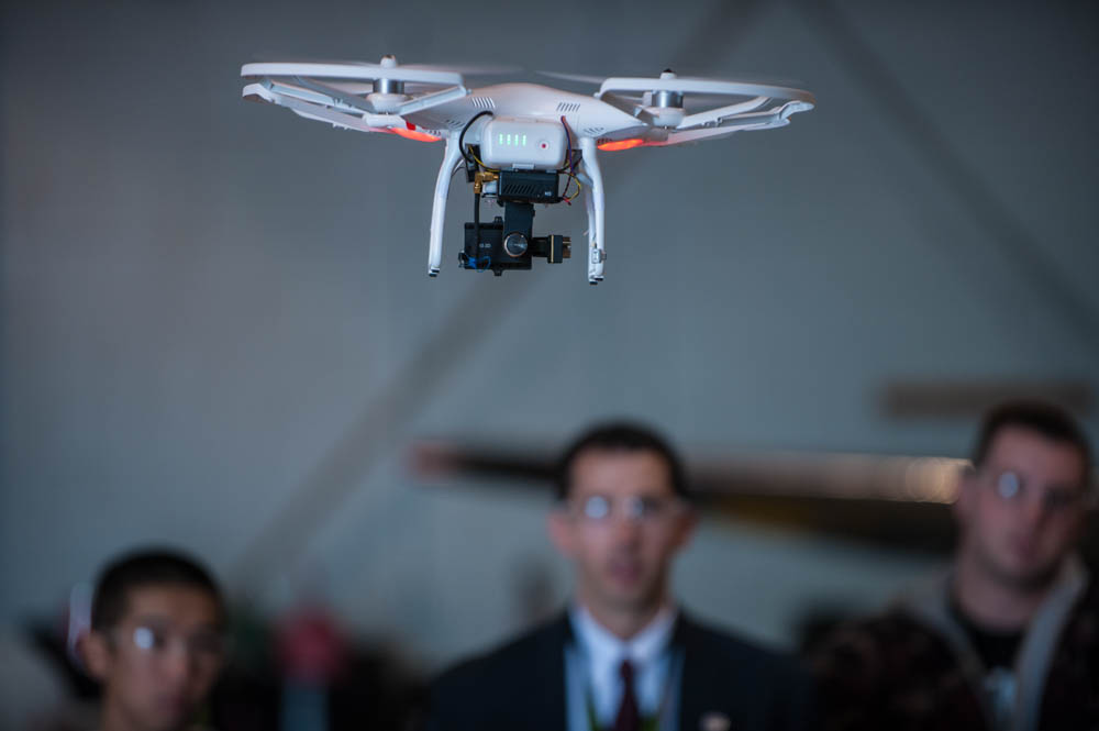 U.P.S. to Deliver Medical Packages Using Drones