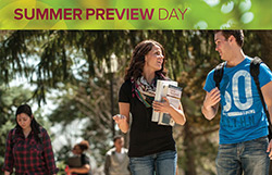 Is Lewis the right school for you? Find out at a Summer Preview Day!