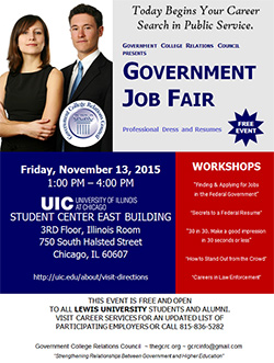 Government Job Fair