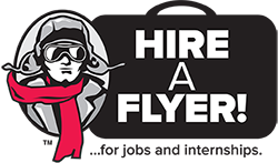 Hire a Flyer!