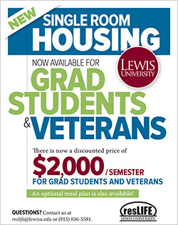 Graduate & Veterans Housing